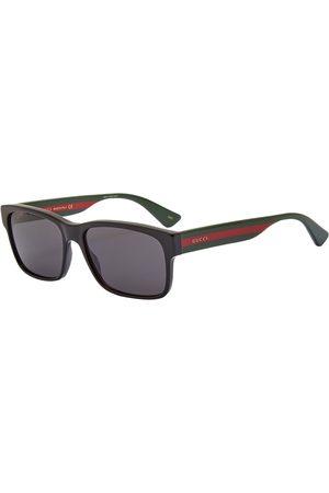 Gucci Gucci Sylvie Striped Sunglasses