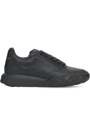 Alexander McQueen Men Sneakers - Leather Sneakers