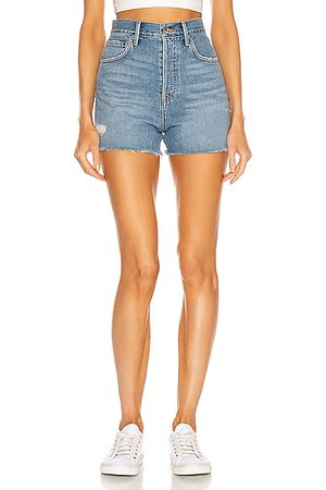 GRLFRND Jules Super High Rise Vintage Short in Atwater
