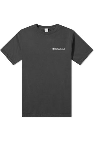 Sporty & Rich Men T-shirts - Good Health Tee - END. Exclusive