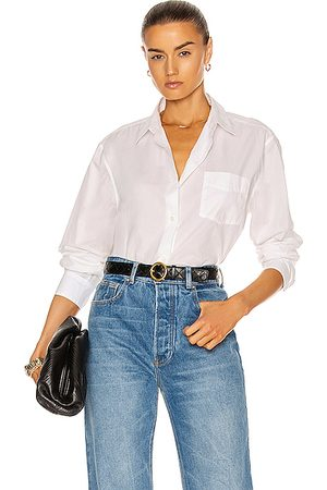 NILI LOTAN Women Tops - Kristen Shirt in