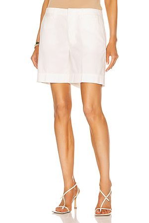 Frame Women Shorts - Le Tomboy Trouser Short in Vintage