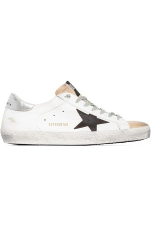 Golden Goose Men Sneakers - Superstar distressed sneakers