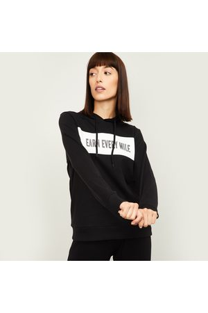 Kappa Women Printed Sports Sweatshirt