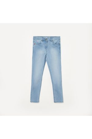 Denimize Girls Ice-washed Skinny Fit Jeans