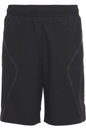 A-cold-wall* Men Shorts - Welded Stretch Nylon Shorts
