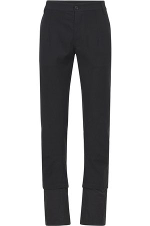 ANN DEMEULEMEESTER Men Trousers - Cotton Pants