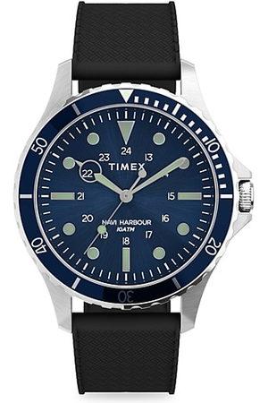 Timex Navi XL Silicone Strap Watch