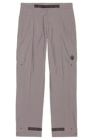 A-cold-wall* Essential Technical Pants in Flint