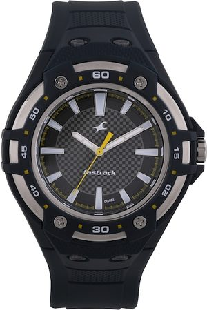 Fastrack Men Grey Analogue Watch 9332PP06