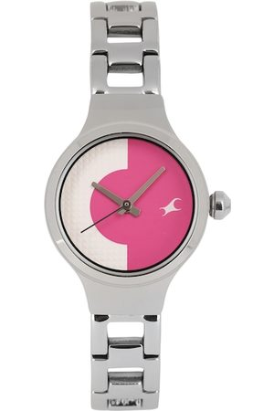 Fastrack New 2 Women Pink Analogue watch NL6134SM02