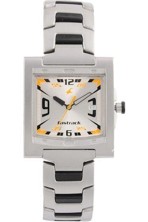 Fastrack Men Steel Watch