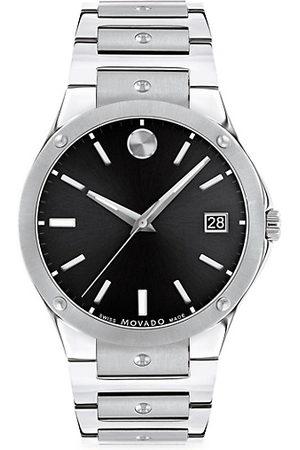 Movado Men Bracelets - S.E. Stainless Steel Bracelet Watch