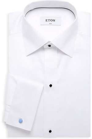 Eton Contemporary-Fit Bib-Front Dress Shirt