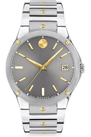 Movado S.E. Stainless Steel Bracelet Watch