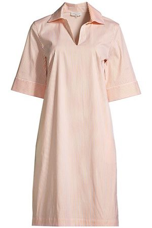 Lafayette 148 New York Women Casual Dresses - Andie Striped Dress
