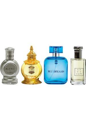 Ajmal Set of 2 Men Perfumes & 2 Unisex Alcohol Perfumes