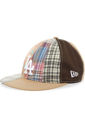 New Era 9Fifty Check Block Cap