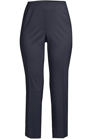 Lafayette 148 New York Women Stretch Trousers - Fundamental Bi-Stretch Stanton Pants