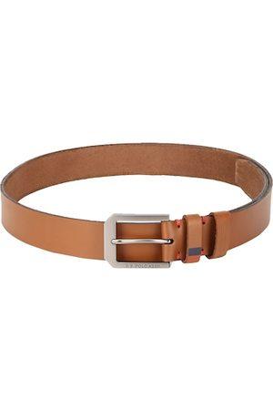 Ralph Lauren Men Brown Solid Belt