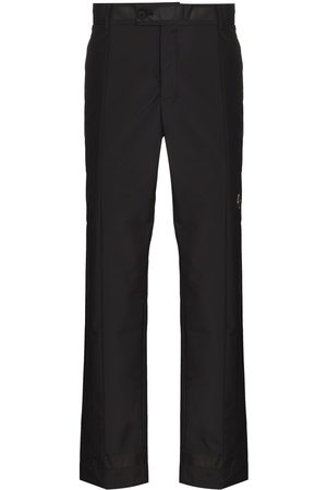 A-cold-wall* Men Trousers - Belted straight-leg trousers