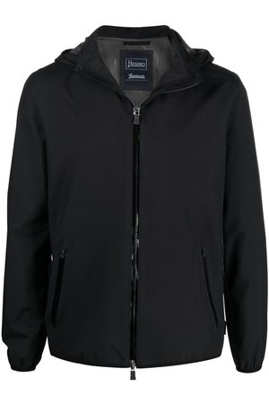 HERNO Men Jackets - Lightweight hooded jacket