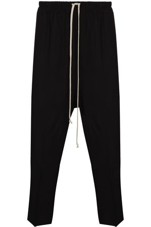 Rick Owens Men Trousers - Astaires cropped trousers