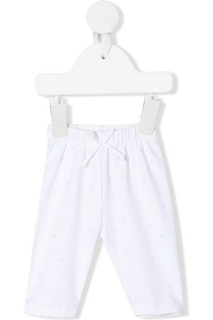 KNOT Baby Leggings - Bow-detail organic-cotton leggings