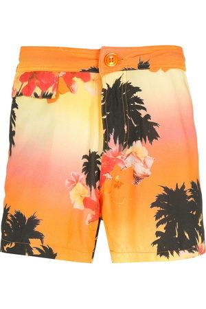 AMIR SLAMA Men Bermudas - Ilha de Hibiscus shorts