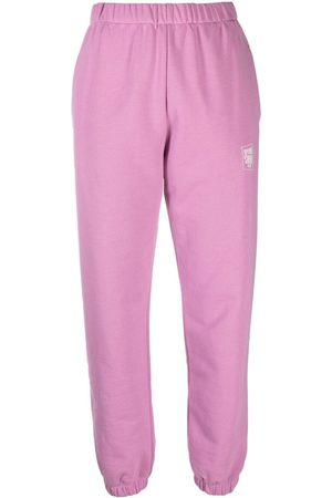 Opening Ceremony Women Trousers - Elasticated track pants