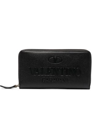 VALENTINO GARAVANI Men Wallets - Logo-debossed wallet