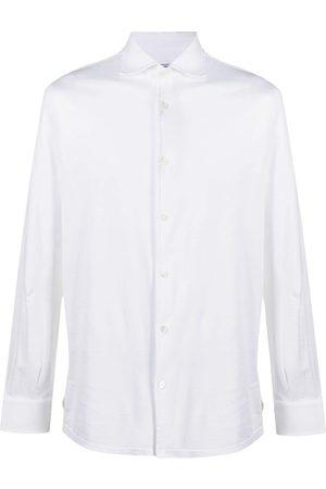 FEDELI Plain button-down shirt