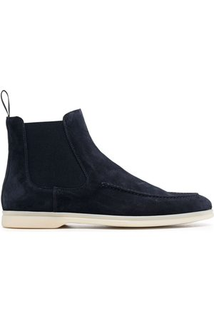Scarosso Elasticated side-panel boots