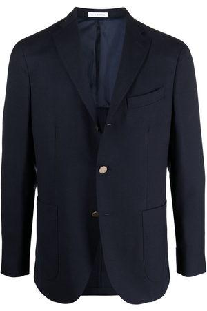 Boglioli Men Blazers - Button-front blazer