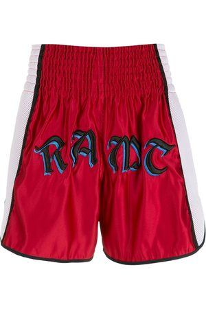 AMIR SLAMA Men Sports Shorts - Embroidery Luta shorts
