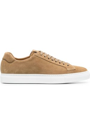 Scarosso Men Sneakers - Smooth lace-up sneakers