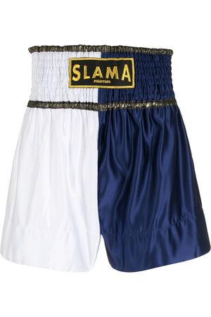 AMIR SLAMA Men Sports Shorts - Logo Luta shorts