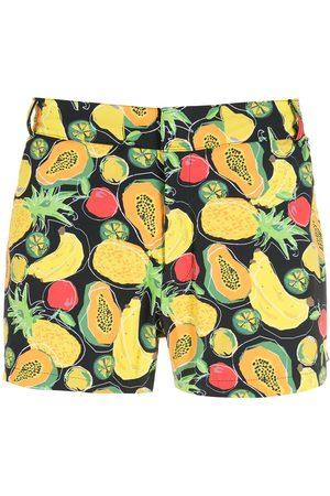 AMIR SLAMA Men Swim Shorts - Print Frutas shorts