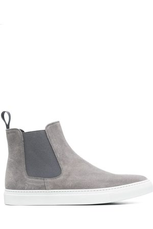 Scarosso Elasticated side-panel sneakers