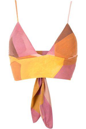 CLUBE BOSSA Havel tie bikini top