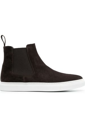 Scarosso Men Boots - Elasticated side-panel boots