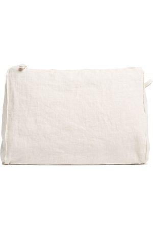 Once Milano Zip-up linen wash bag