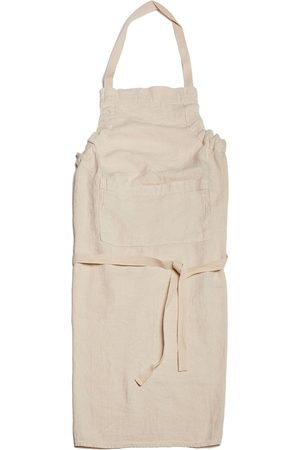 Once Milano Wallets - Mid-length linen apron