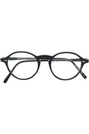 Oliver Peoples Sunglasses - Maxson round frame glasses
