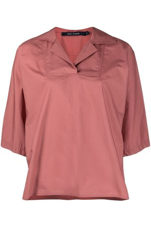 SOFIE D'HOORE Spread-collar shirt