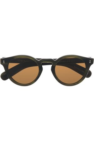 Oliver Peoples Men Sunglasses - Martineaux round-eye frame sunglasses