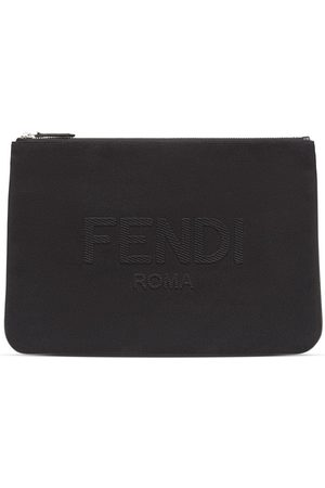 Fendi Men Wallets - Medium Roma zipped pouch