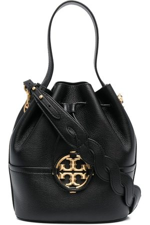 Tory Burch T Monogram leather tote