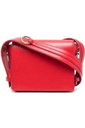 tubici Women Shoulder Bags - Hollywood leather crossbody bag