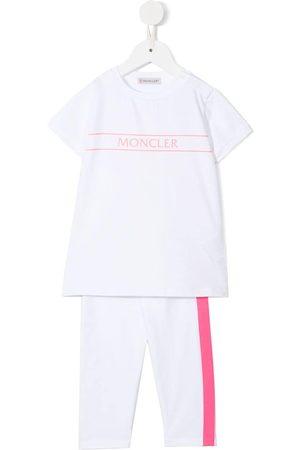 Moncler Short Sleeve - Logo-print T-shirt